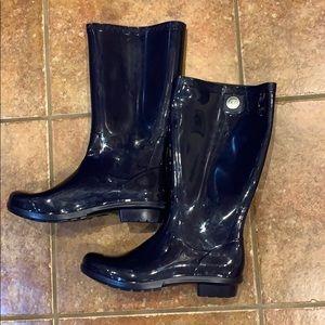 Ugg Siena rain boot in Navy blue